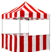 Carnival Game Tent